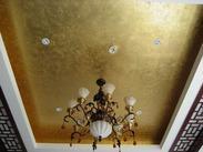 金箔漆欧式风格金箔艺术漆,金银箔漆