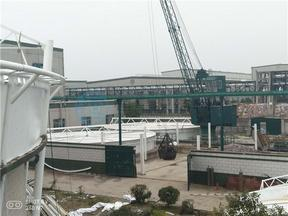 污水池反吊膜设计施工方案说明
