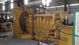海工柴油发电机出租、销售、安装和维修