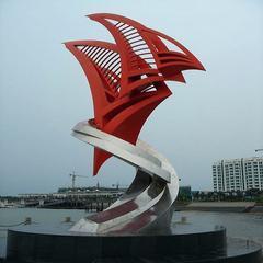 不锈钢景观雕塑上海