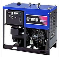 雅马哈EDL26000TE柴油发电机组上海专营