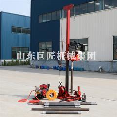 现货轻便工程地质勘探钻机 搬运方便可以拆解小型岩芯勘察设备