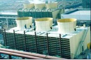 工业玻璃钢冷却塔--方形横流冷却塔价格
