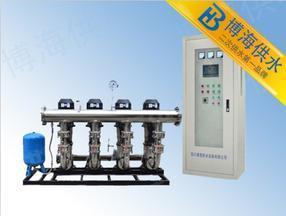 四川变频供水设备:恒压变频供水设备技术特点