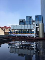燃气热水锅炉 洗浴桑拿中心直供热水设备