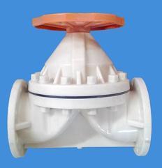 供应耐腐蚀ABS隔膜阀DN150-15