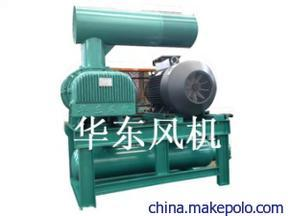 供应HDSR三叶罗茨鼓风机低噪音环保设备厂家