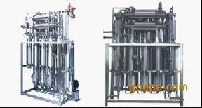 NLD-Y型多效蒸馏水机(内螺旋结构)