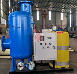全自动物化法综合水处理器  张夏供水