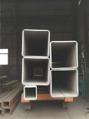 天津生产厂家 热镀锌方管 白方 规格齐全