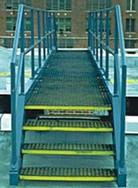 玻璃钢盖板 走道楼梯地坪盖板格栅