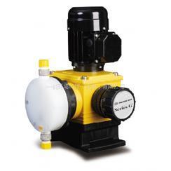 米顿罗水处理专用计量泵GMA系列