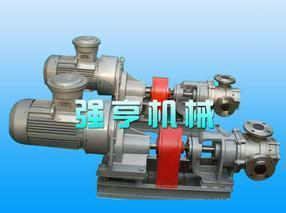河南强亨NCB不锈钢高粘度转子泵质优价廉
