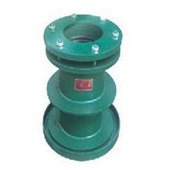 史利珂供水生产的刚性防水套管柔性套管穿墙管