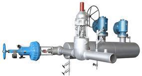 减温减压器是HS控制温度和压力的主要设备