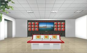 深圳LCD电视墙就找龙跃,大品牌有保障、品质高清