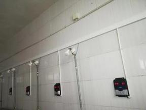 IC卡淋浴水控机 刷卡水控系统 淋浴节水系统