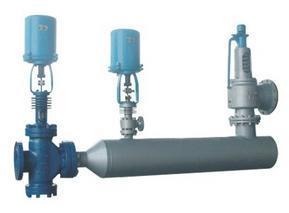 减温减压器改造及HS控制阀选型