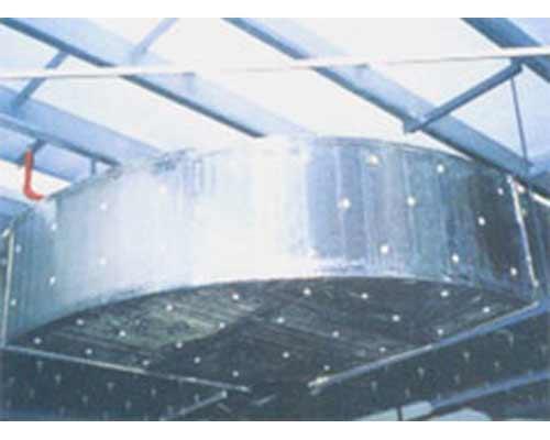 铝箔酚醛泡沫保温板