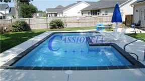 复合材料游泳池