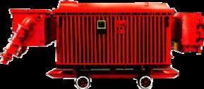 矿用隔爆型移动变电站KBSGZY-1250