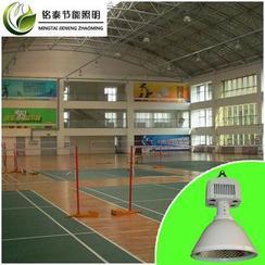 羽毛球场馆照明灯,室内羽毛球灯光设计,无眩球场灯