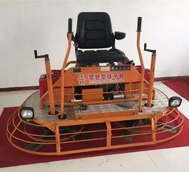 用了都说好的座驾式混凝土抹平机 驾驶双盘汽油抹平机 收光机优秀大品牌