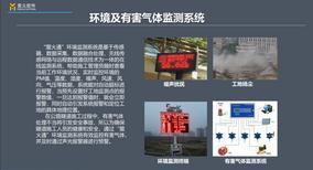 西安螢火軟件—隧道施工中環境及有害氣體監測系統
