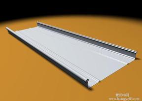 直立锁边铝镁锰屋面系统