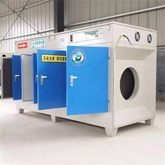 各种喷烤漆房废气处理设备UV光氧催化装置大概费用