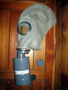防毒面具1