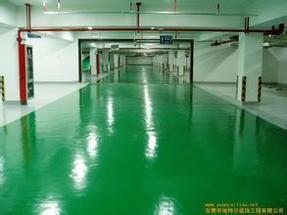 松原地坪漆环氧树脂平涂型耐磨防滑地坪漆