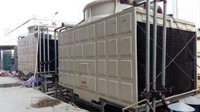 方型横流式冷却塔中央空调专用