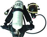 自给开路式压缩空气呼吸器