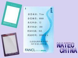 供应视窗卡(可视卡)3.8-6.8元/张