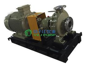 CZ系列标准化工泵