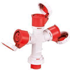 特价供应 工业插头插座 防水插座箱