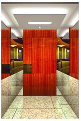 常州商业会所电梯装潢系列006