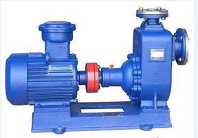 ZX型自吸式离心水泵