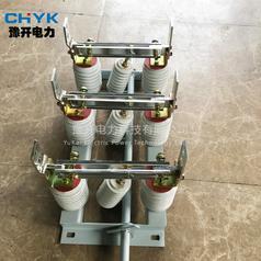 GN19-12C/630A面板式户内高压刀闸隔离开关