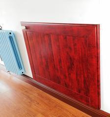 暖气片十大品牌排名 银屋薄型墙围式暖气片 隐形供暖的新型暖气片