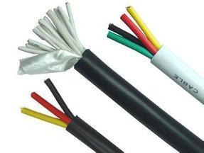 RVV铜芯护套软电缆,小猫电线电缆