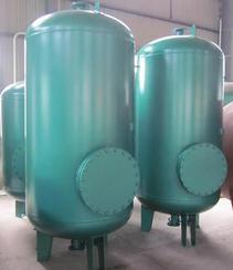 DFHRV系列节能型复合材料导流浮动盘管型半容积式水加热器
