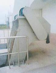 反捞式格栅除污机