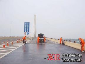 桥面防水材料的性能