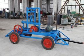 泰安水利机械 泰山灌浆 Z15-1型锥探机