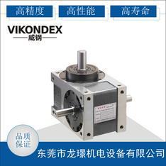 威钢140DS三维透明包装机凸轮分割器