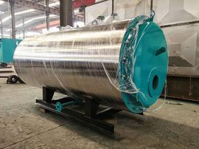 2噸臥式燃氣熱水鍋爐 大康鍋爐CWNS1.4