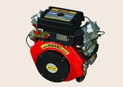 双缸V型风冷柴油机