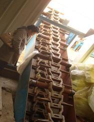 重型框链除渣机